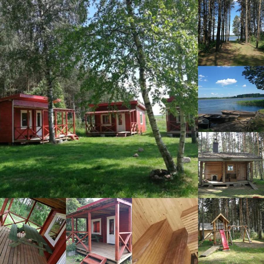 Кемпинг Lazdininku Poilsiaviete (Camping)