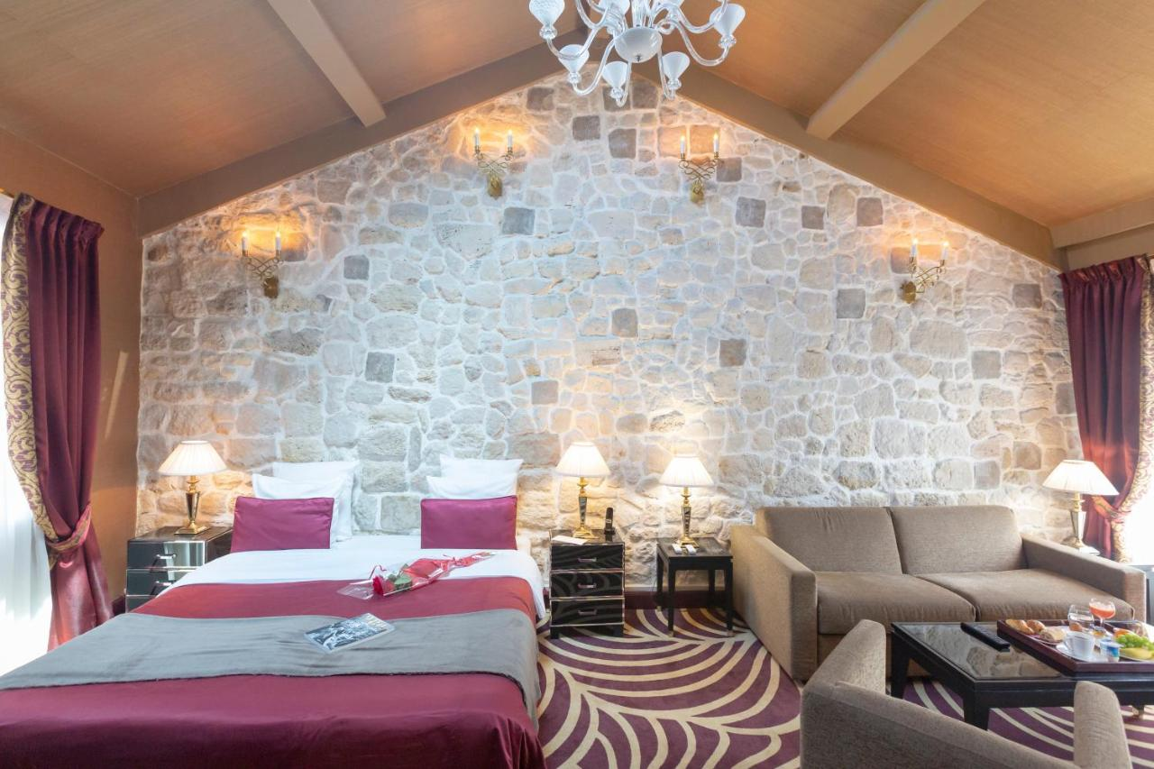 Отель  Hotel Du Beaumont  - отзывы Booking