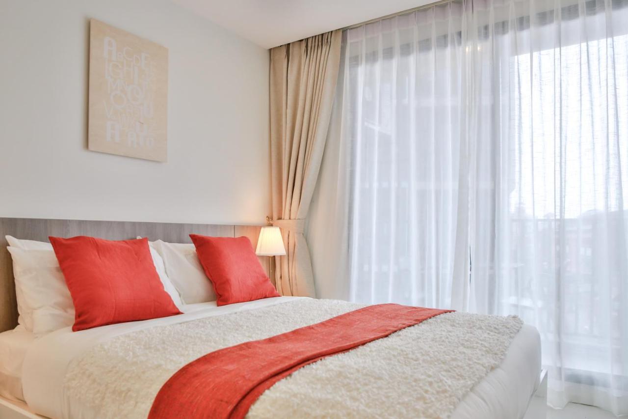 Apartment Superb Two Bedroom Pattaya Thailand Booking Com