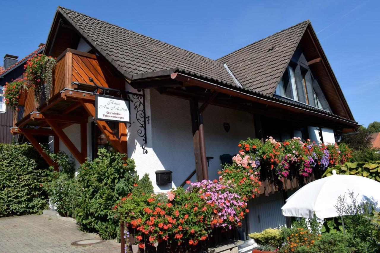 Гостевой дом  Gästehaus - Haus am Schultal  - отзывы Booking