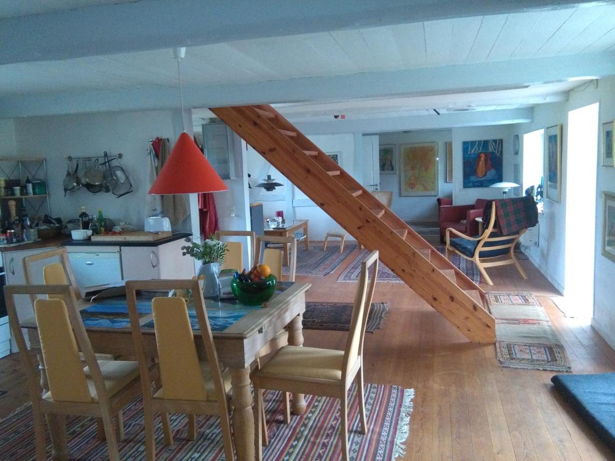 Проживание в семье  Langøhuset