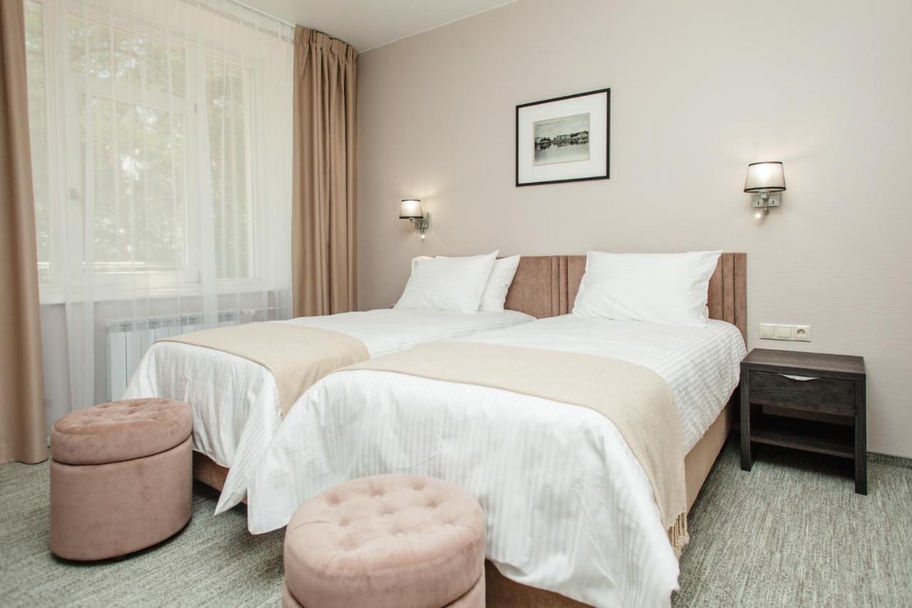 Отель  Park Hotel Burduguz