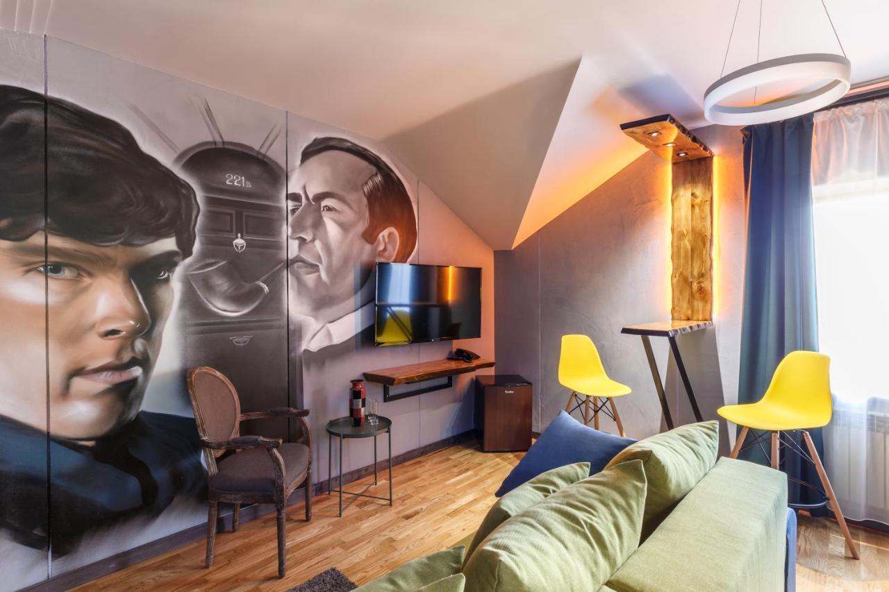Отель  Гостевой дом Petrov Avenue   - отзывы Booking