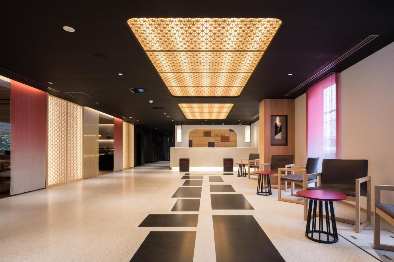 Отель  Nest Hotel Kyoto Shijo Karasuma  - отзывы Booking