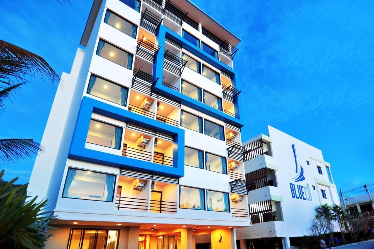 Отель  The BluEco Hotel  - отзывы Booking