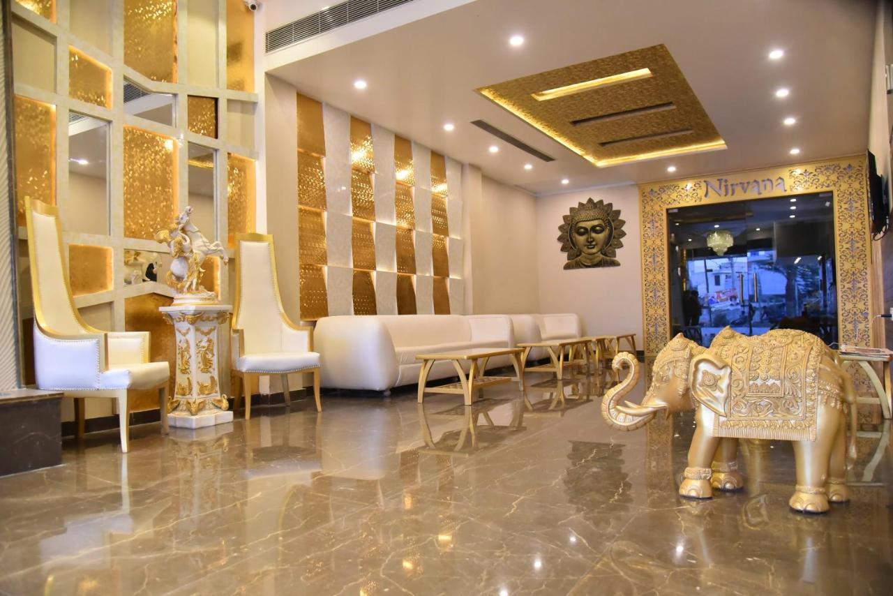 Отель  Отель  Sallow Royal Suites