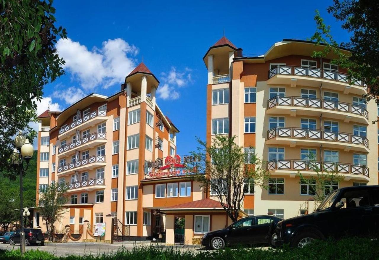 Отель Частные апартаменты-студио 229 с собственной кухней в Спа-отеле