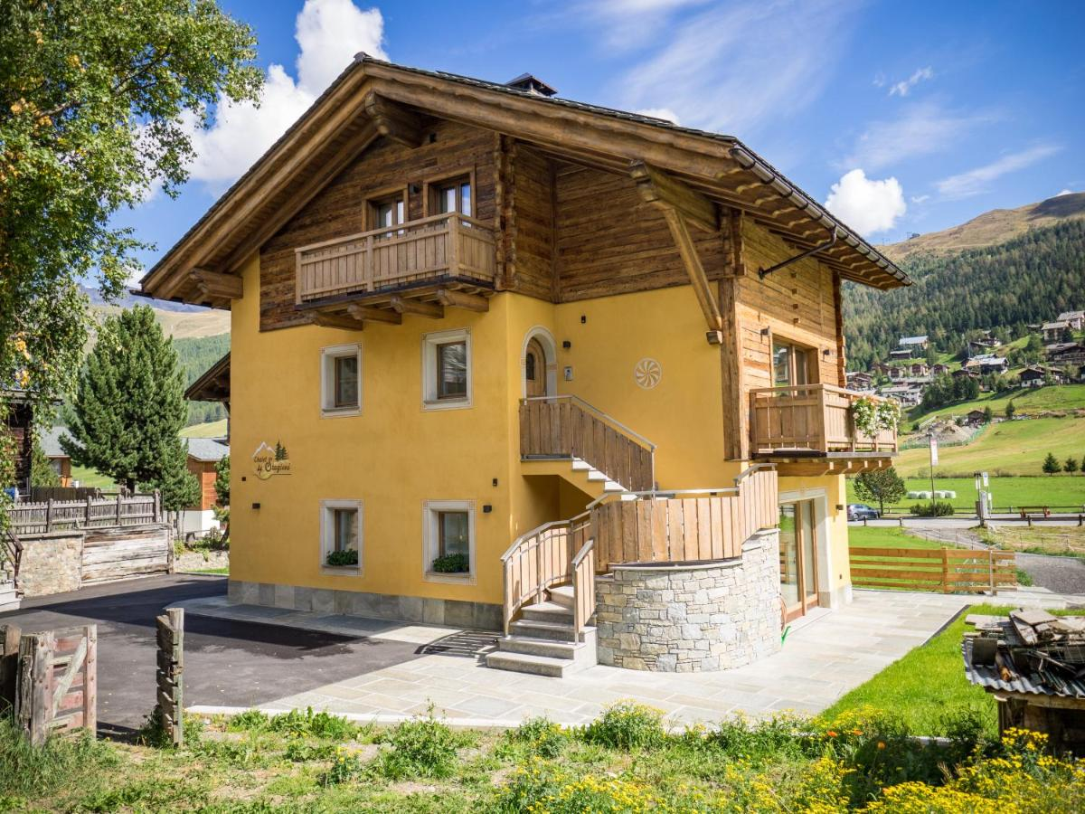 Дома для отпуска  Chalet 4 Stagioni