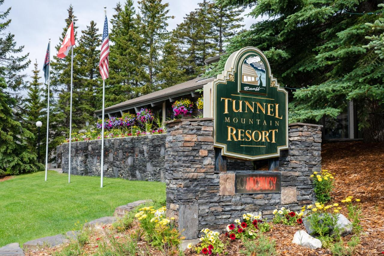 Лодж  Tunnel Mountain Resort