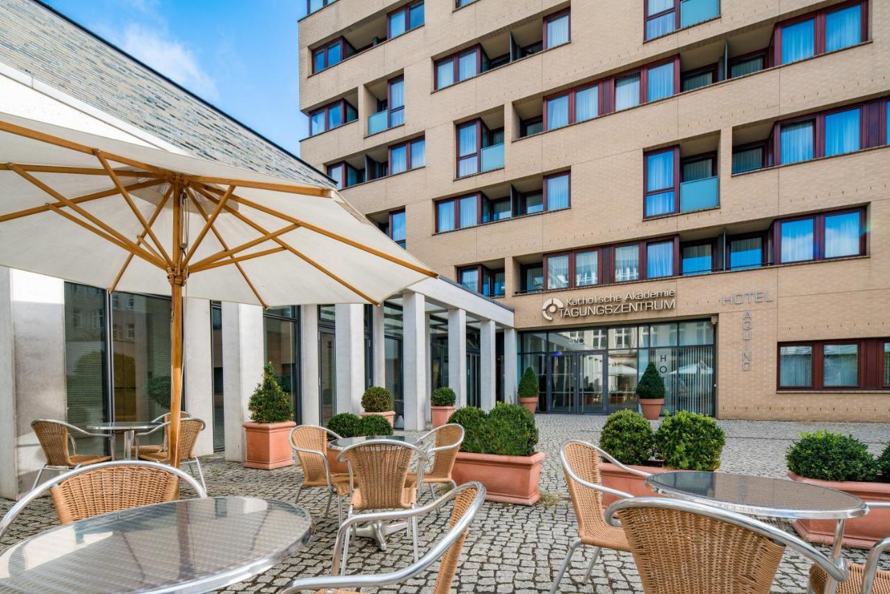 Отель  Hotel Aquino Berlin  - отзывы Booking