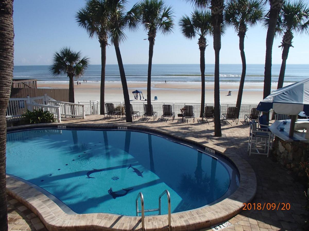 Мини-гостиница  Мини-гостиница  Flamingo Inn Beachfront - Daytona Beach
