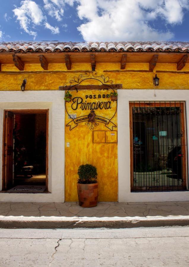 Отель  Hotel Posada Primavera  - отзывы Booking