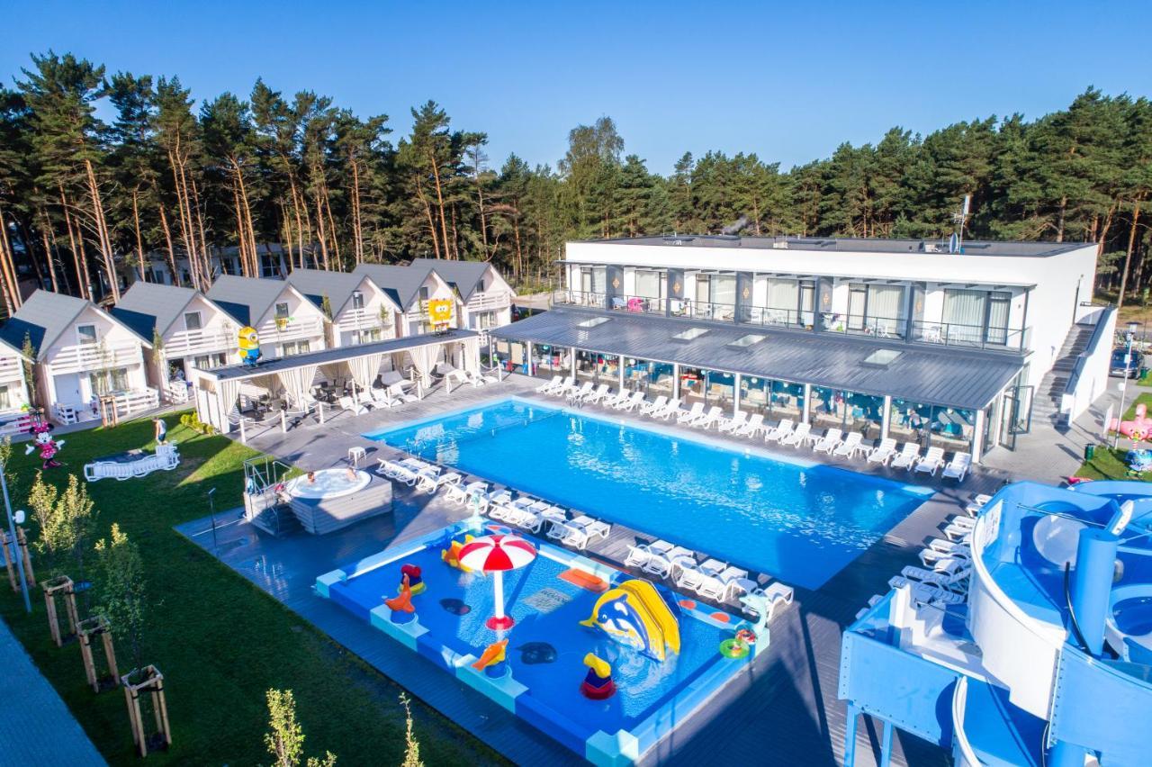 Комплекс для отдыха  Holiday Park & Resort Mielno