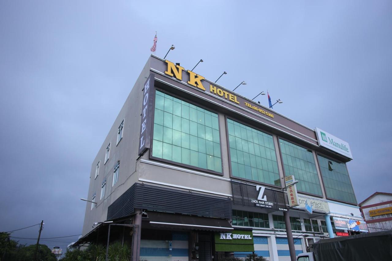 Отель  N K Hotel