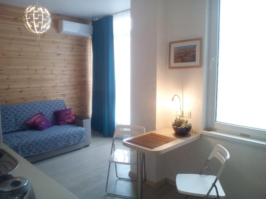 Апартаменты/квартира  Apartment on Beregovaya 85A  - отзывы Booking