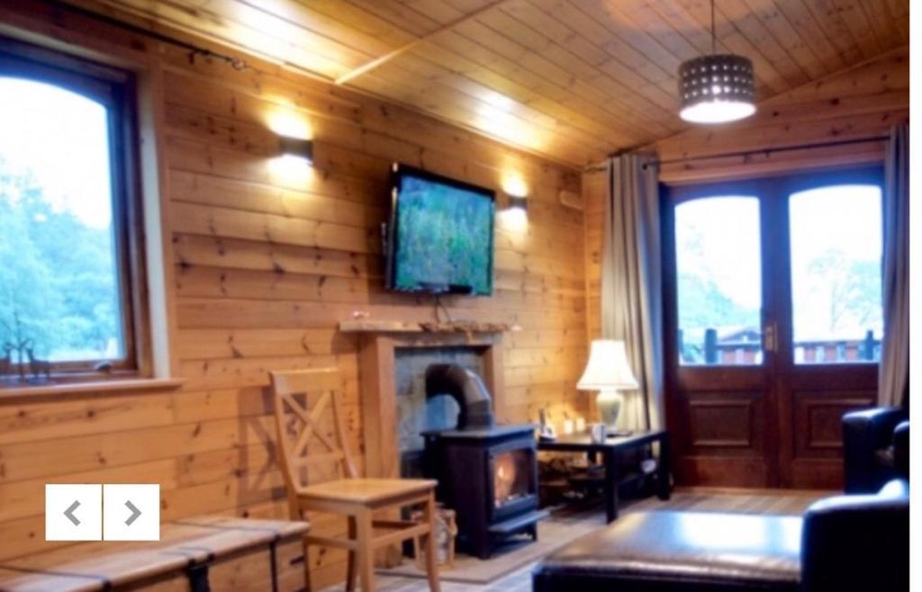 Лодж  Caol Gleann Lodge