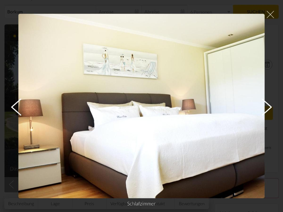 Ferienhaus Haus Odin Deutschland Borkum Booking Com