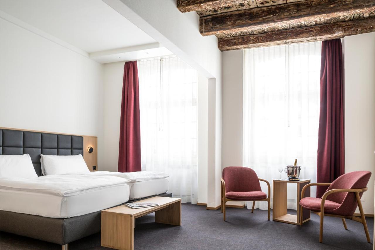 Отель Отель Hotel Basel - Urbane Tradition Und Moderne