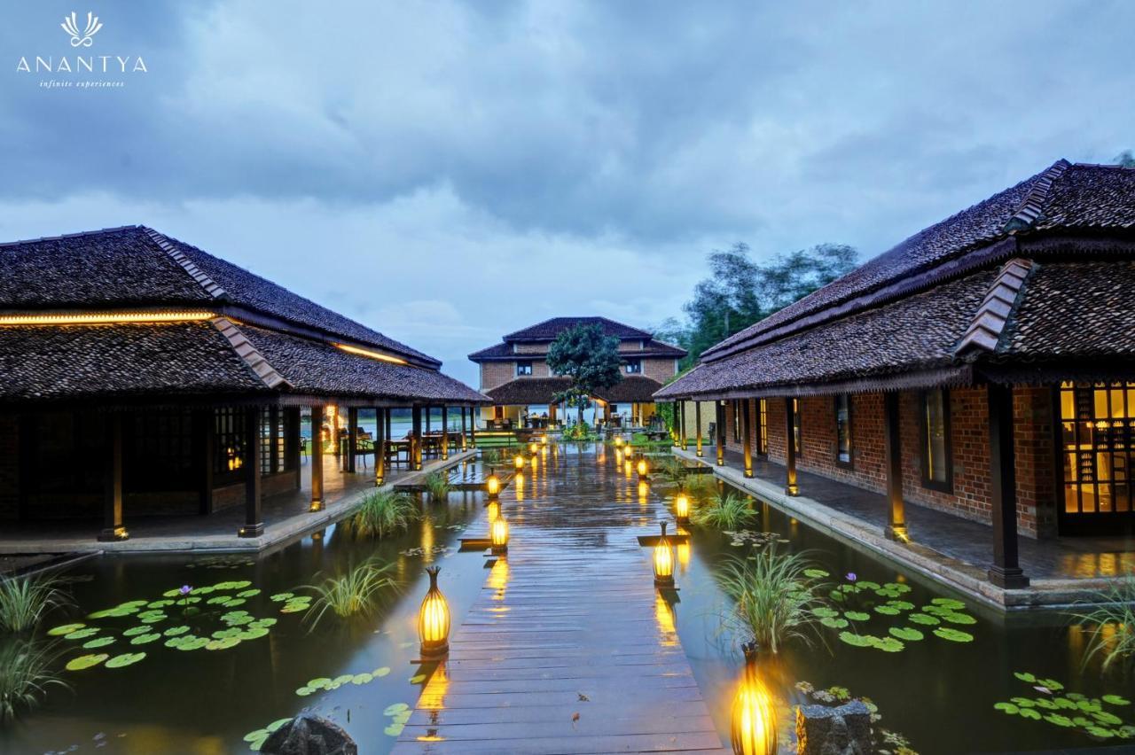 Курортный отель  Anantya Resorts