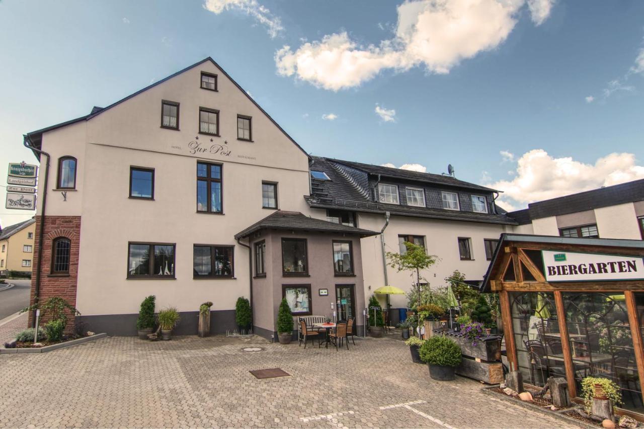 Отель  Landgasthof Zur Post  - отзывы Booking