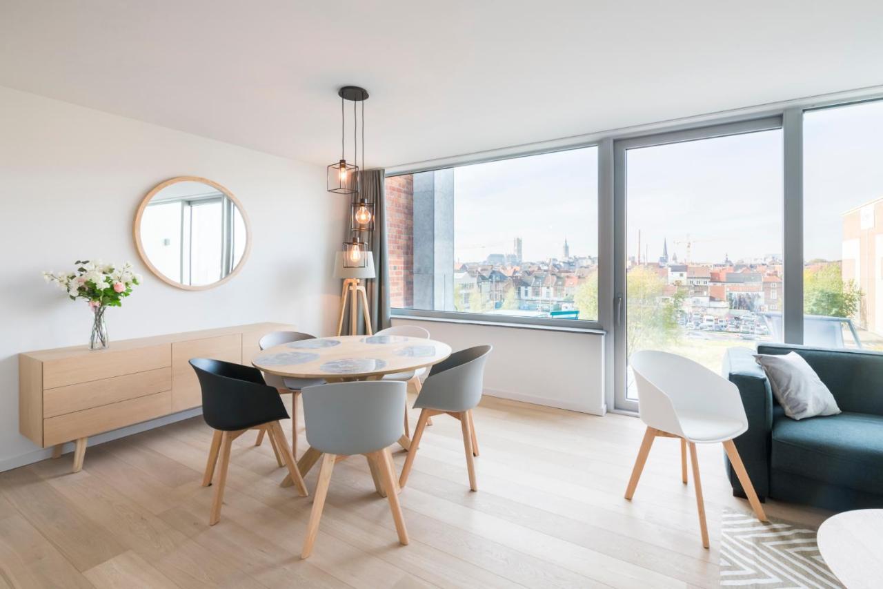 Апартаменты/квартиры  Skyline Flats Gent