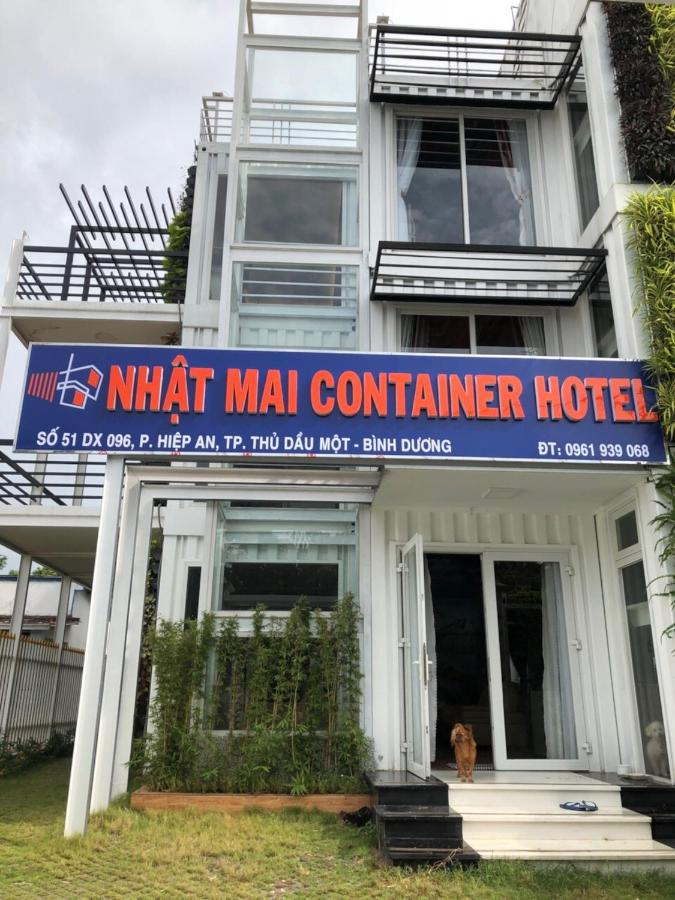 Фото  Отель типа «постель и завтрак»  Nhật Mai Container Hotel