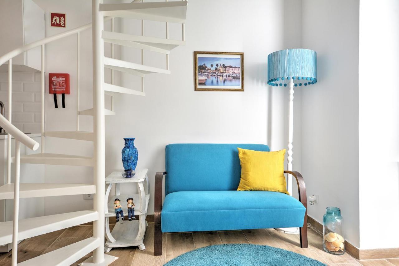 Апартаменты/квартира  Blue Barqueta Studio
