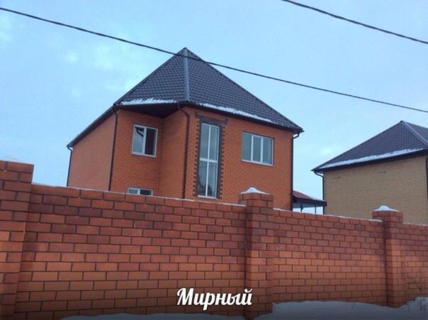 Дом для отпуска  Дом в черте города, 236 кВ. м., 20 мин езды до центра