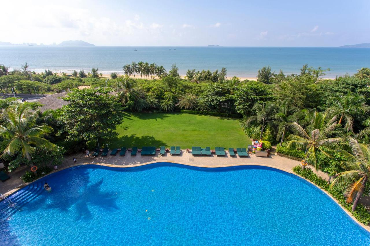 Отель Sanya Seacube Holiday Hotel - отзывы Booking