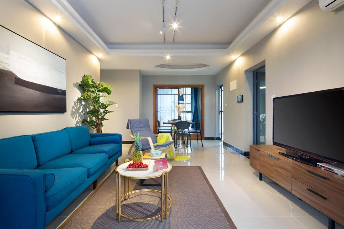 Апартаменты/квартира  Sanya Sanya Bay·Sanya Bay Tourist Area· Locals Apartment 00157790