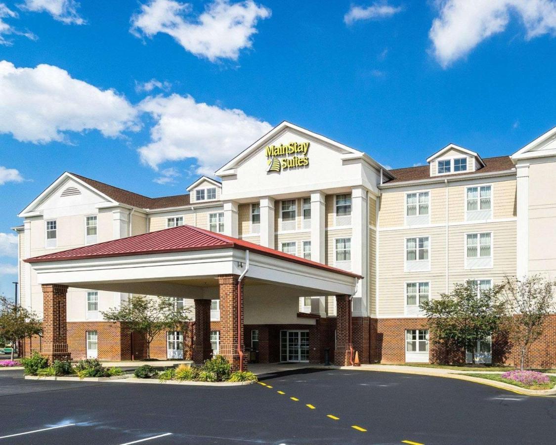 Отель Mainstay Suites Dover - отзывы Booking