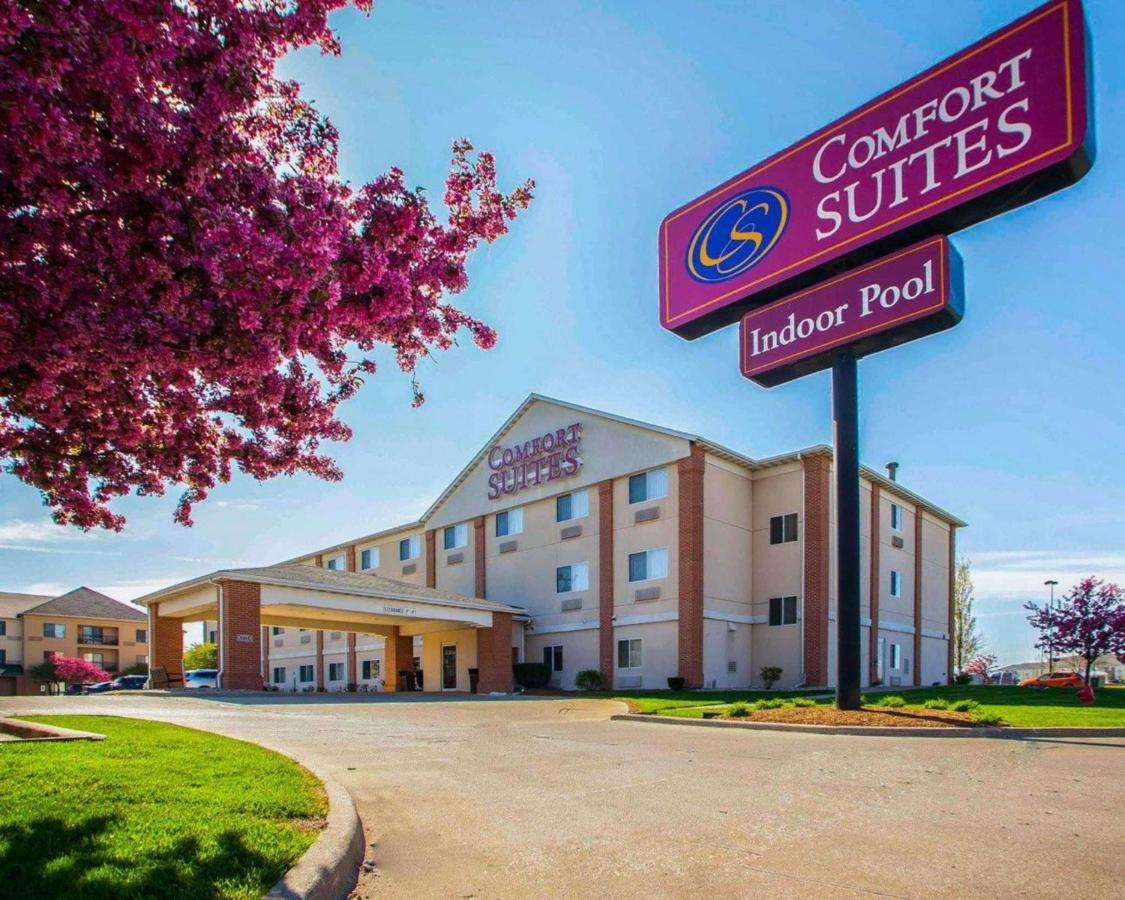 Отель  Отель  Comfort Suites Normal University Area