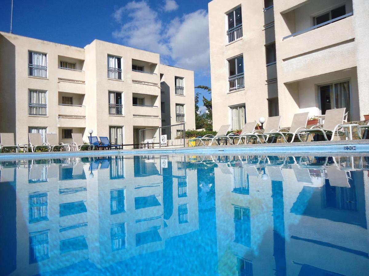 Апарт-отель  Daphne Hotel Apartments