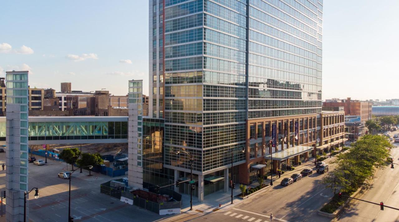 Отель  Отель  Home2 Suites By Hilton Chicago McCormick Place