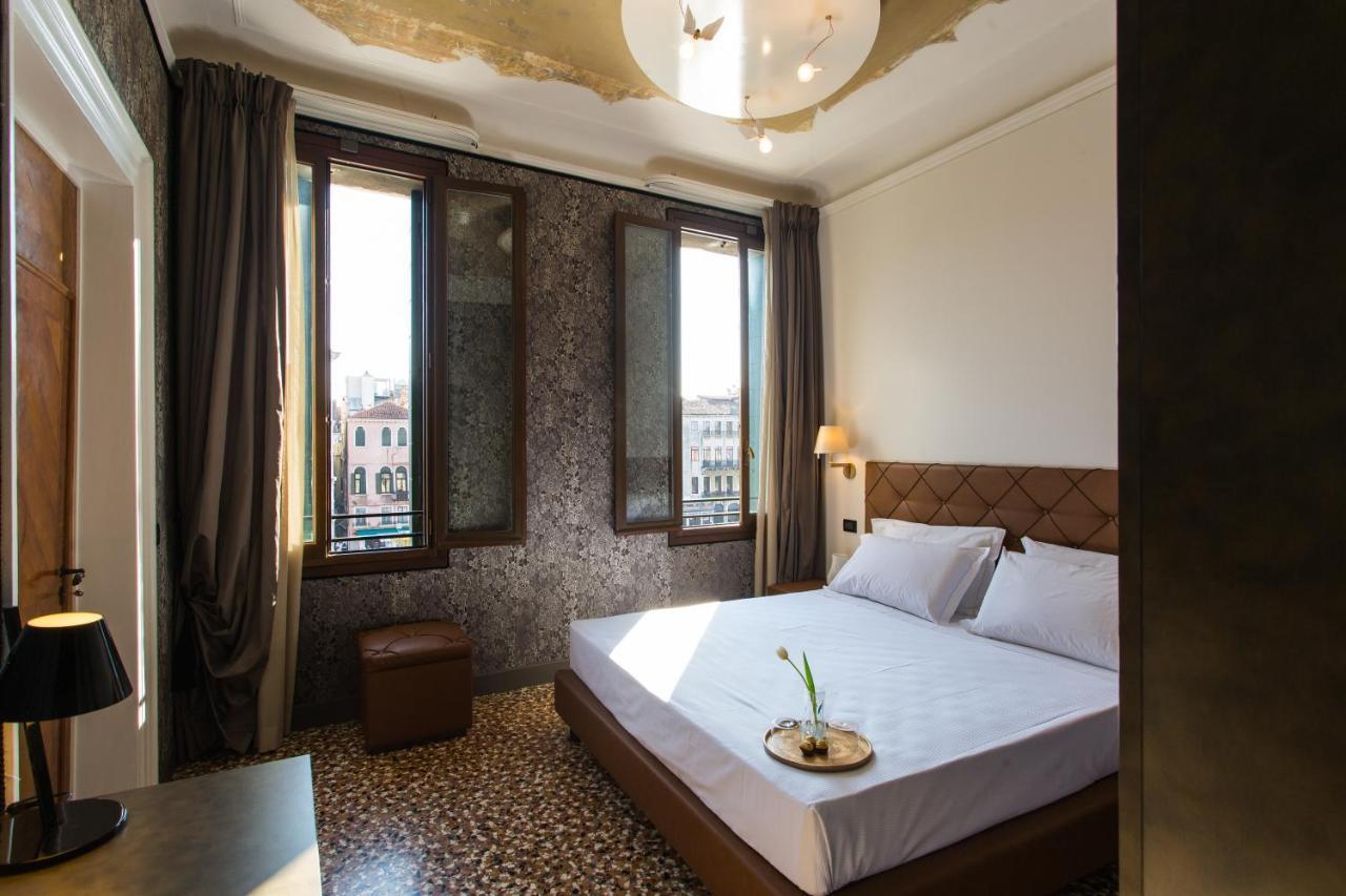 hoteles venecia con vistas al canal