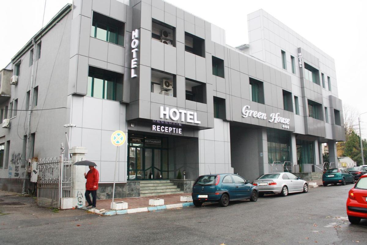 Отель  Отель  Hotel Green House