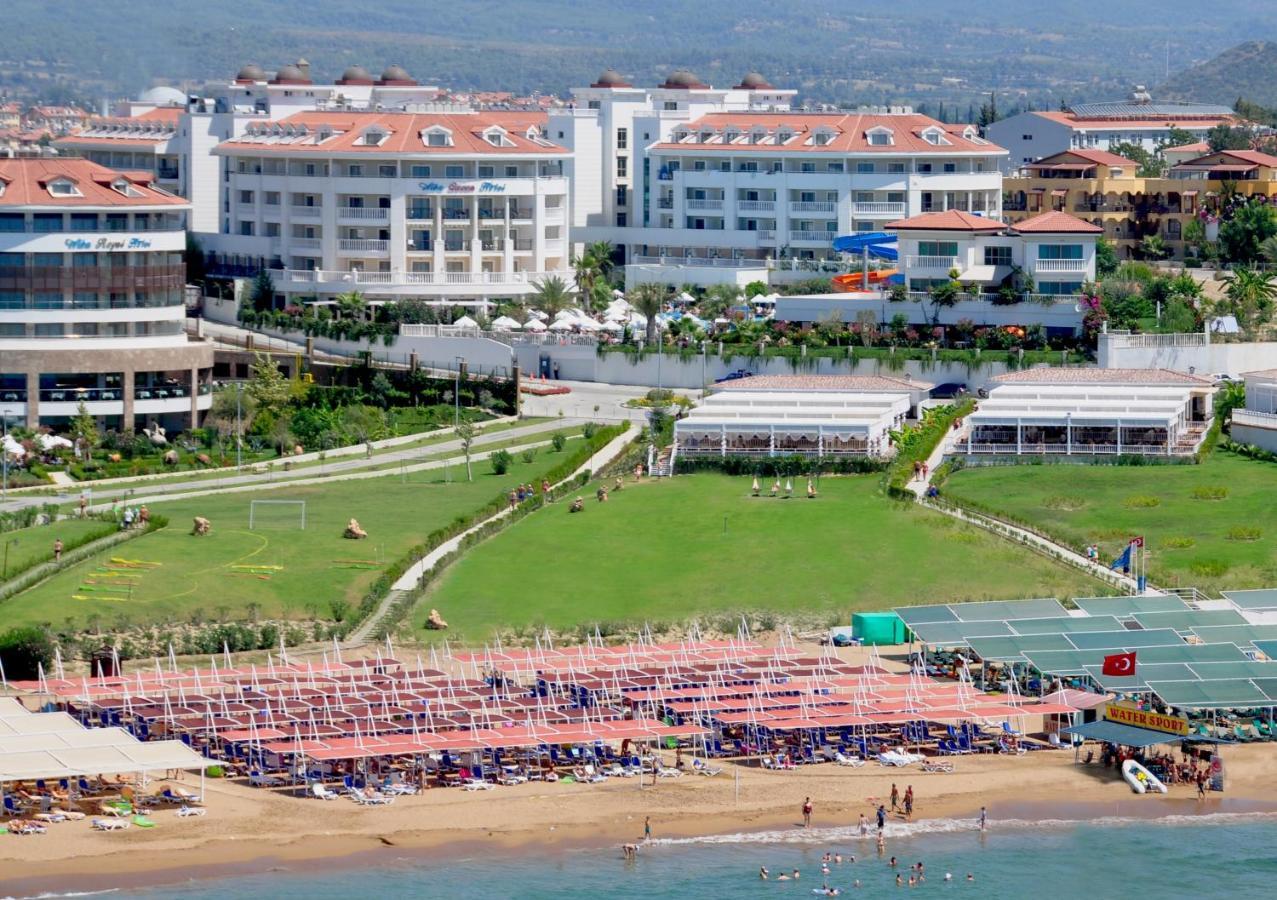Rezervari Alba Queen Hotel din Antalya