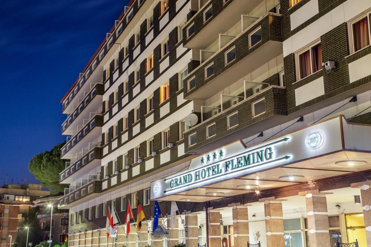 Отель  Grand Hotel Fleming