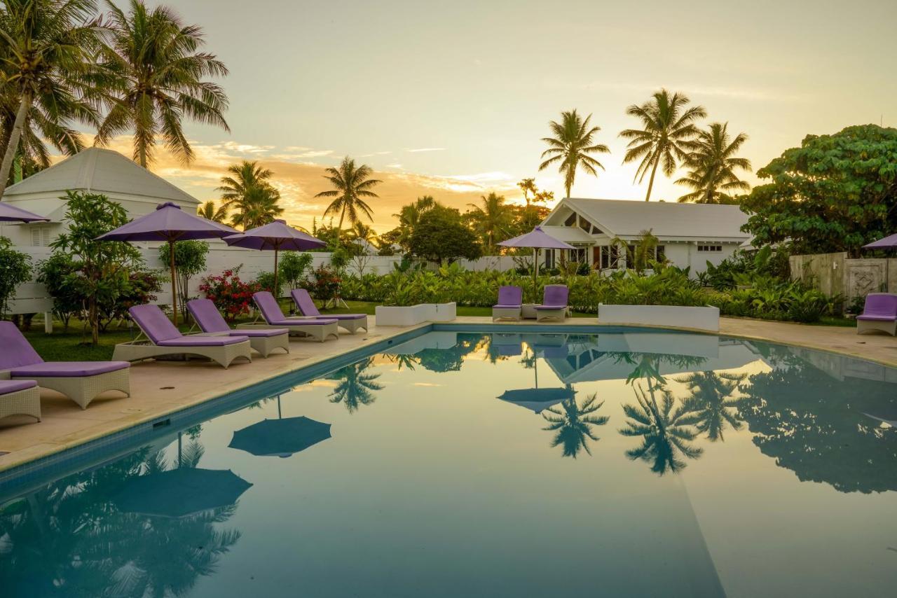 Курортный отель  Tamanu on the Beach  - отзывы Booking