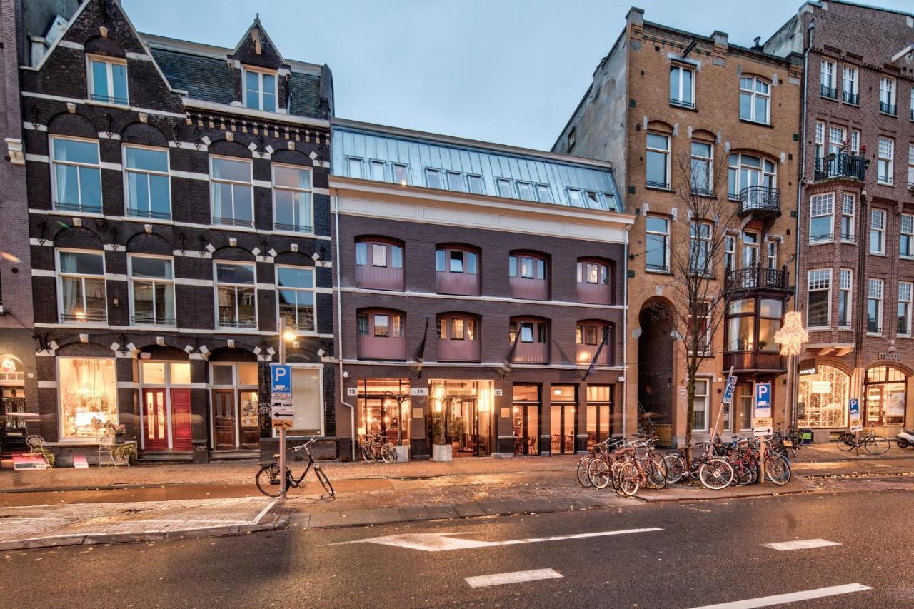 Отель  Отель  Hotel Van De Vijsel