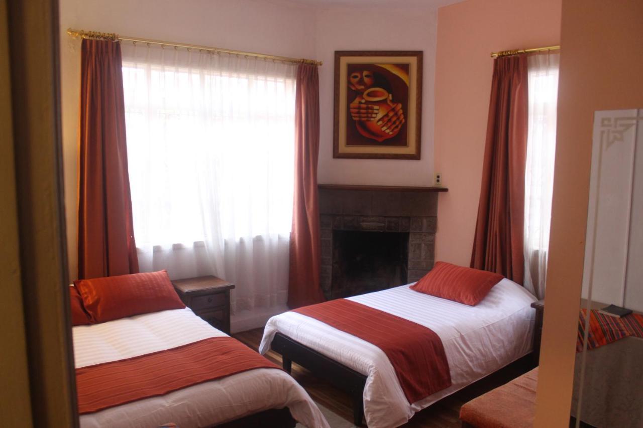 Отель  Hotel Andino