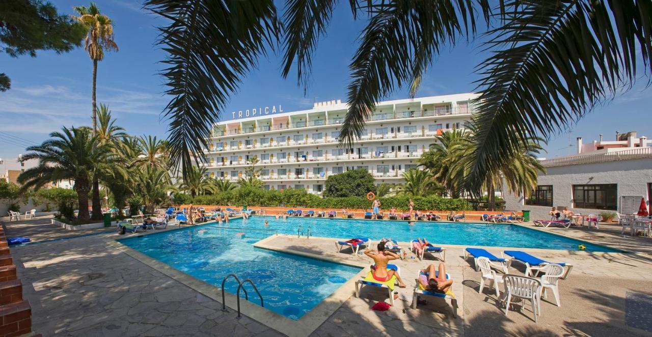 Отель  Hotel Tropical