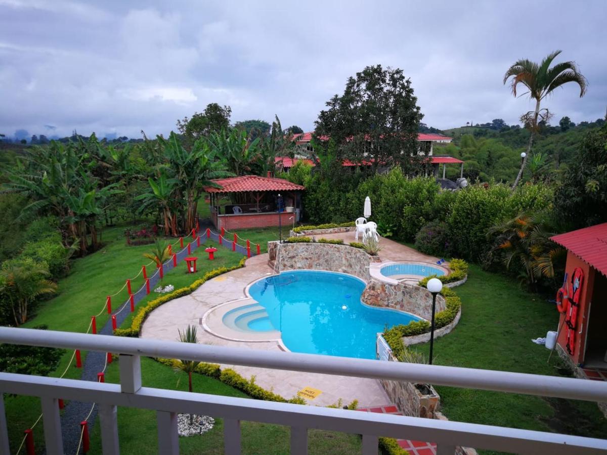 Мини-гостиница Finca Hotel El Amanecer