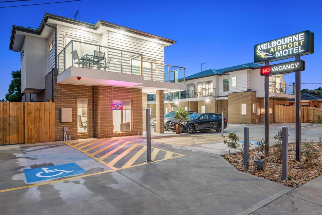 Мотель  Melbourne Airport Motel