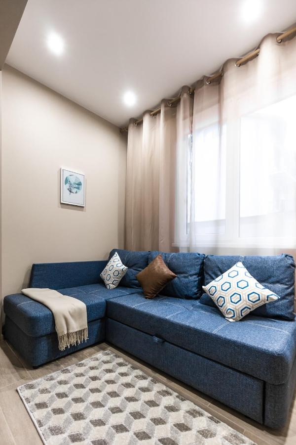 Апартаменты/квартира  More Apartments Na Stanislavskogo 37A