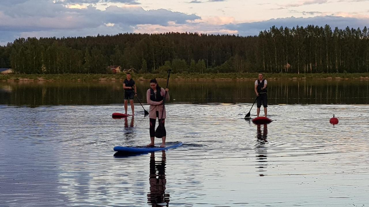 Кемпинг  Pitkämö Canyon Camping Oy  - отзывы Booking