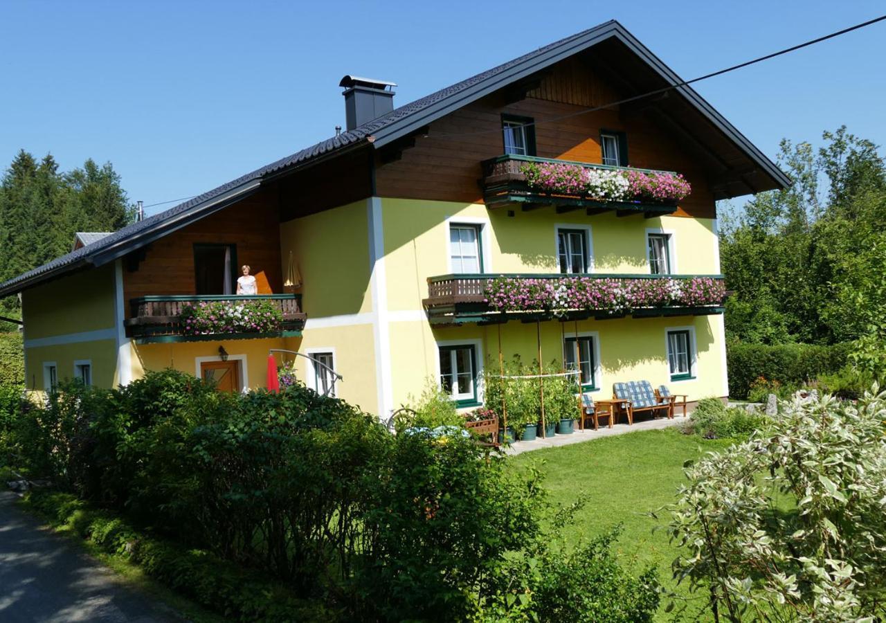 Проживание в семье  Haus Schöffau