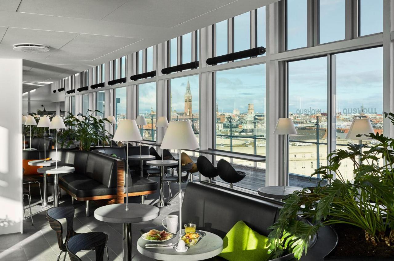 Отель  Wakeup Copenhagen - Bernstorffsgade