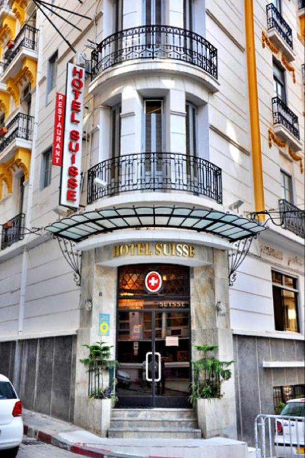 Отель Отель Hotel Suisse