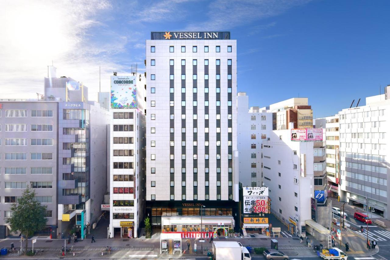 Отель  Отель  Vessel Inn Sakae Ekimae